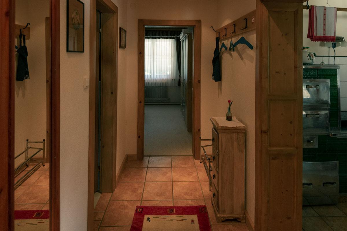 Eingangsbereich Ferienwohnung 1_private-Ferienwohnungen-Preisch_Bad-Ischl-im-Salzkammergut